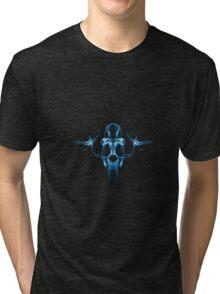 Smoke fish Tri-blend T-Shirt