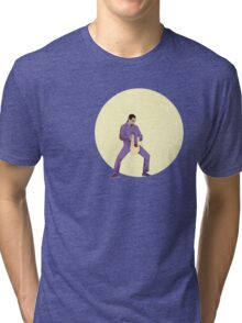 Jesus The Big Lebowski Tri-blend T-Shirt