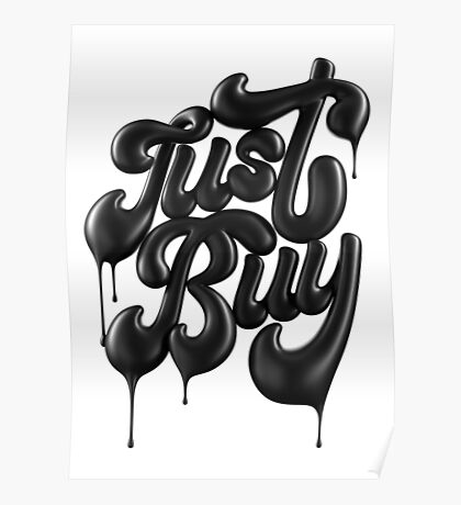 Just Buy. Poster
