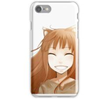 Holo - Spice & Wolf iPhone Case/Skin