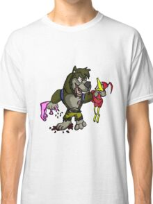 killer banjo and kazooie Classic T-Shirt