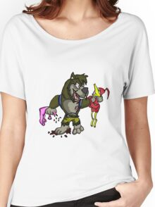 killer banjo and kazooie Women's Relaxed Fit T-Shirt