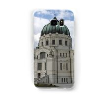 Charles Borromeo Church, Vienna Austria Samsung Galaxy Case/Skin