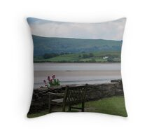 Portmeirion  North Wales Throw Pillow