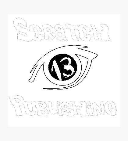 Scratch 13 Publishing Logo V2 Photographic Print