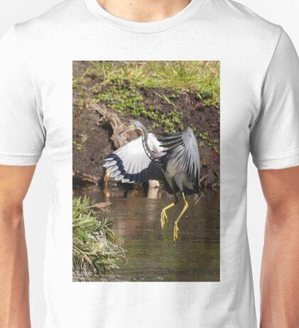 LOUSIANA HERON Unisex T-Shirt