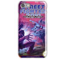 Street Fighter 2010 iPhone Case/Skin