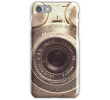Universal Mercury II Camera - 3 iPhone Case/Skin