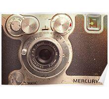 Universal Mercury II Camera - 3 Poster