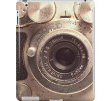 Universal Mercury II Camera - 3 iPad Case/Skin