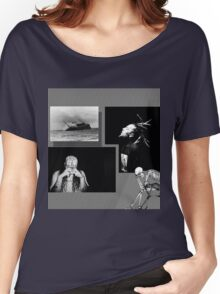 $uicideboy$ Suicideboys Eternal Grey Gray g59 Women's Relaxed Fit T-Shirt
