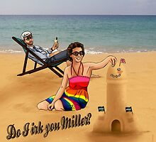 Do I irk you Miller? (Broadchurch) by ifourdezign