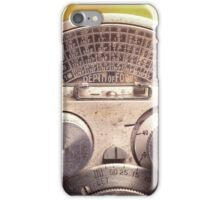 Universal Mercury II Camera - 4 iPhone Case/Skin