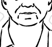 Bill Murray Sticker