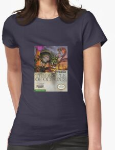 The Battle of Olympus Womens Fitted T-Shirt