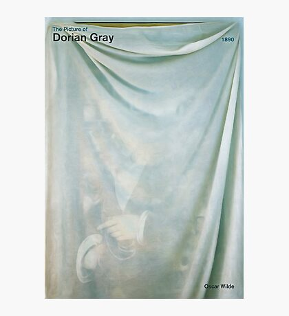 The Picture of Dorian Gray - Oscar Wilde Photographic Print