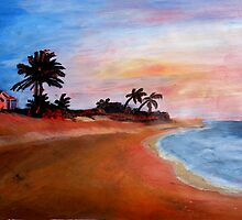 Varadero Beach In Kuba by artshop77