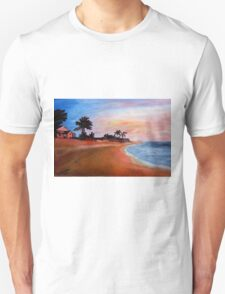 Varadero Beach In Kuba Unisex T-Shirt