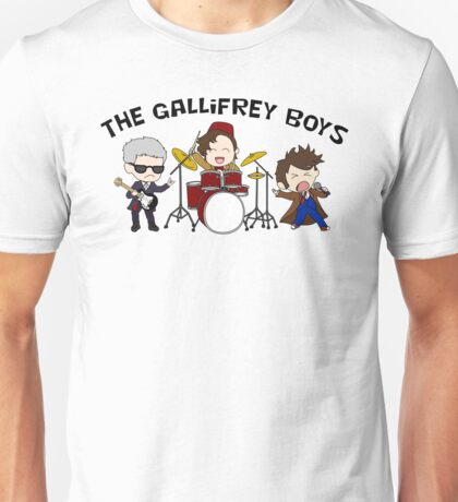 The Gallifrey Boys Unisex T-Shirt