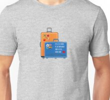 Shared Baggage Unisex T-Shirt