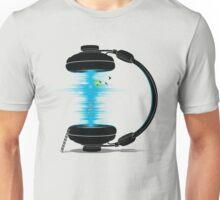 Music is a Portal Unisex T-Shirt