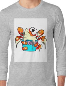Squiddly Diddly Doo Long Sleeve T-Shirt