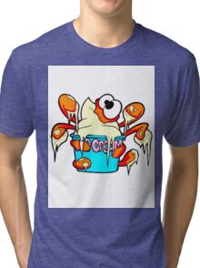 Squiddly Diddly Doo Tri-blend T-Shirt