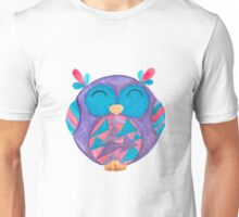 Jazz the little singing owl Unisex T-Shirt