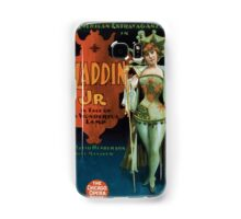 Performing Arts Posters The American Extravaganza Co in Aladdin Jr a tale of a wonderful lamp 0002 Samsung Galaxy Case/Skin