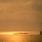 Raha Sunset by Werner Padarin