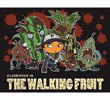 The Walking Fruit Photographic Print