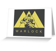 Destiny - Warlock by AronGilli Greeting Card