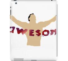 AWESOME | The Miz iPad Case/Skin