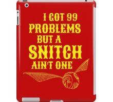 99 Problems iPad Case/Skin