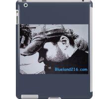 Pen and ink self portrait iPad Case/Skin