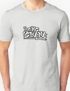 bong iguana classic logo T-Shirt