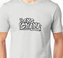 bong iguana classic logo Unisex T-Shirt