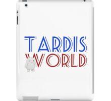 Tardis World team iPad Case/Skin