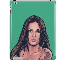 Anya iPad Case/Skin