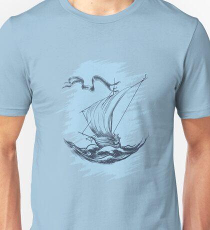 Sail Ship   Unisex T-Shirt