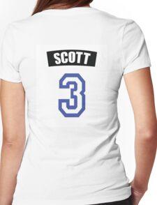 One Tree Hill Lucas Scott Jersey Number T-Shirt