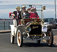 Vintage Car - in West Kirby - July 2014 by Block123