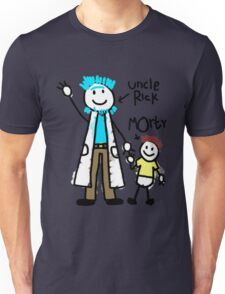For uncle Rick with love! Unisex T-Shirt