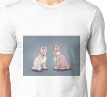 Mr and Mrs Cat Unisex T-Shirt