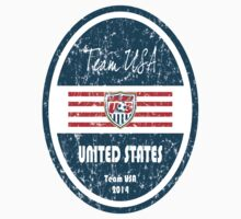 World Cup Football - United States by madeofthoughts