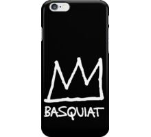Basquiat Crown iPhone Case/Skin
