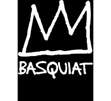 Basquiat Crown Photographic Print