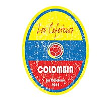 World Cup Football - Colombia Photographic Print