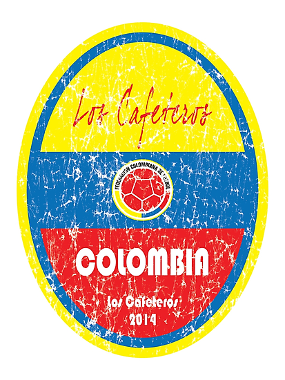 World Cup Football - Colombia by madeofthoughts