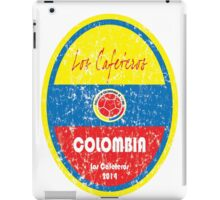 World Cup Football - Colombia iPad Case/Skin